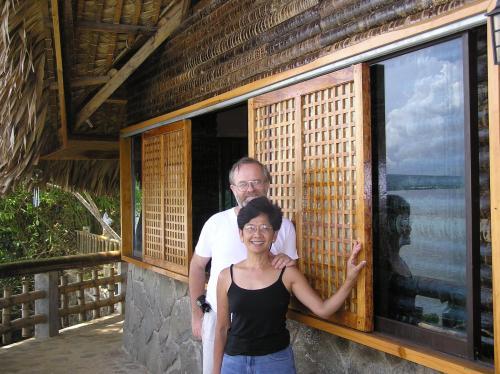Chris and Glenda Newhall