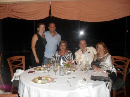 Michele e la famiglia