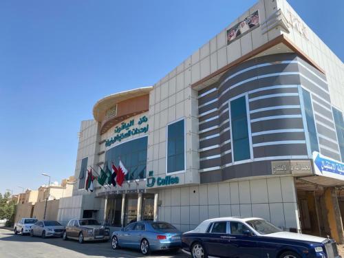 ركن الياقوت - حي الخليج طريق الملك عبدالله تقاطع بن الهيثم