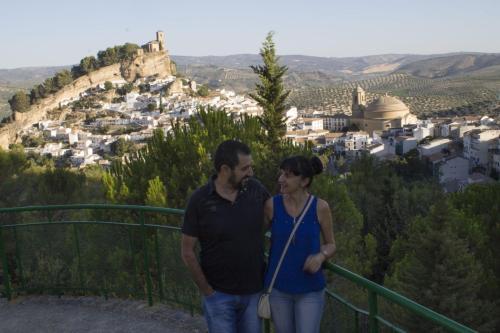 Antonio y Adela