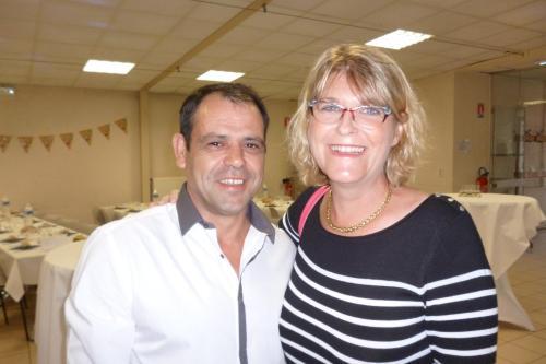 Valérie et Joaquim