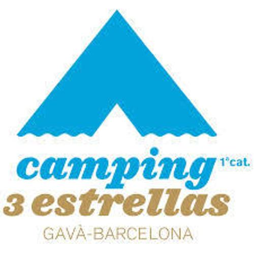 Camping tres estrellas Barcelona