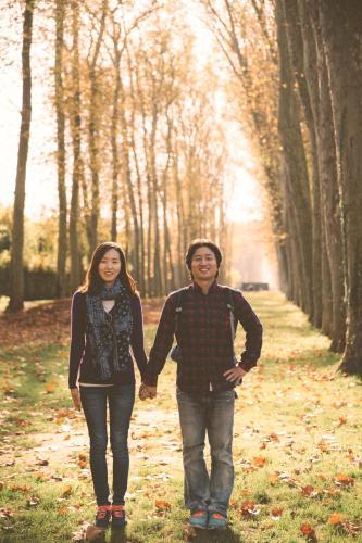 Sara and Hojin