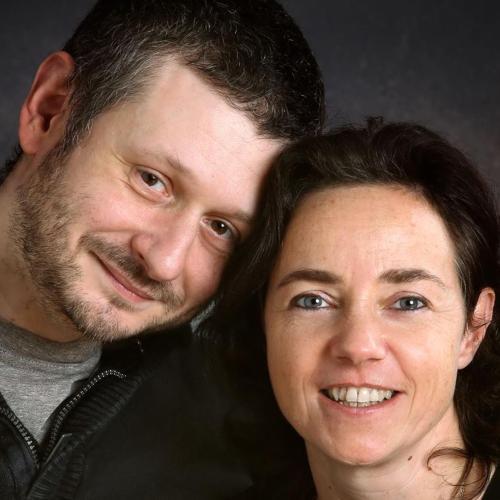 Stephanie et Johan