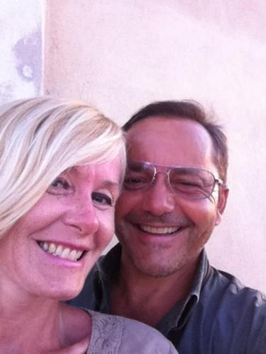 Viviana e Rino (i proprietari)