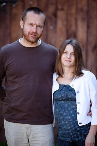 Ewelina i Krzysiek Rozpędowski