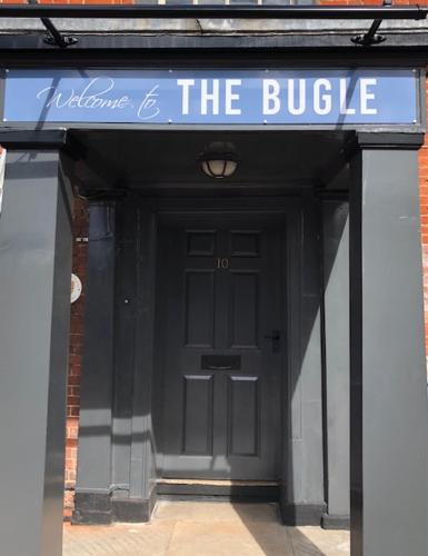 welcome to the Bugle Inn: a 17th century coaching inn, restaurant and bar