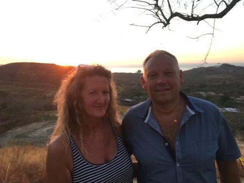 Marie-Noëlle et Philippe