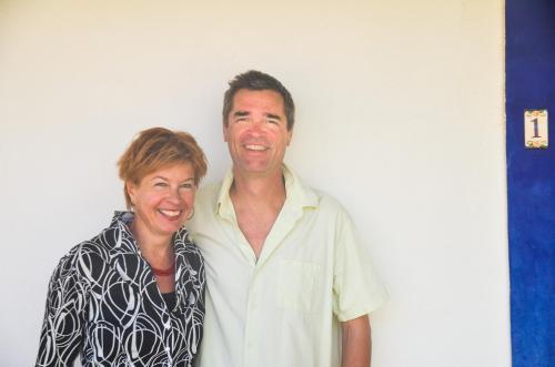 Angela Ganz & Tom Gfeller