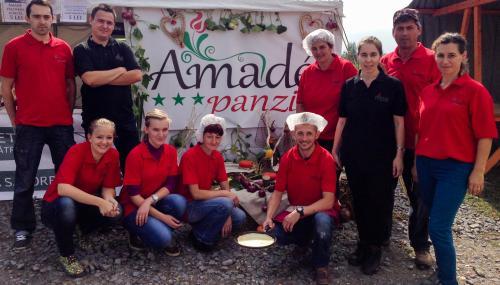 Amade's staff