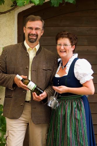 Gerda und Christian Krappel