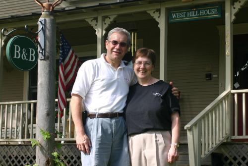 Peter & Susan