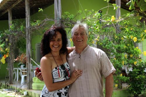 Ana Cristina e Marcus Vinicius