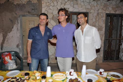Piero e i suoi collaboratore