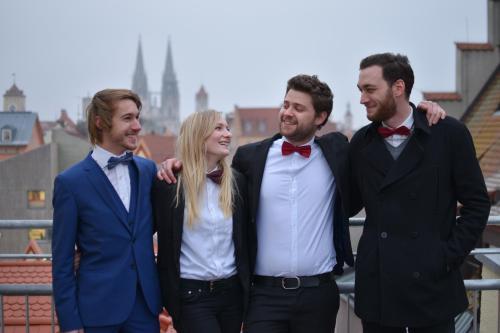 Daniel, Nemo, Editha, Katalin