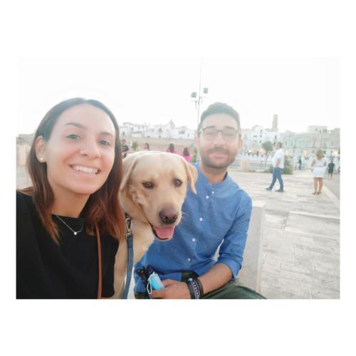 Marcella, Eugenio e Blake