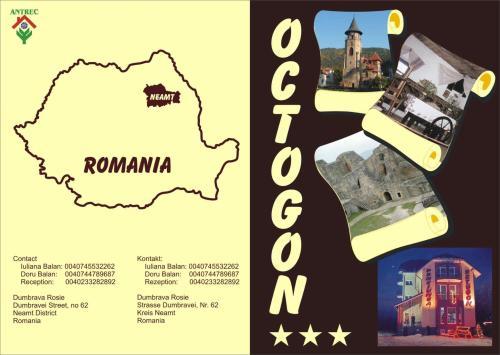 pensiunea Octogon si cateva atractii ale zonei