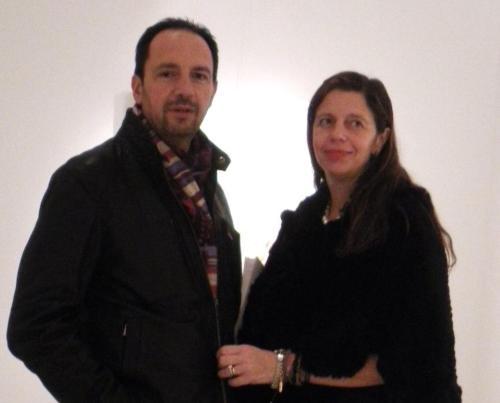 Alex Bolotas & Iris Kritikou