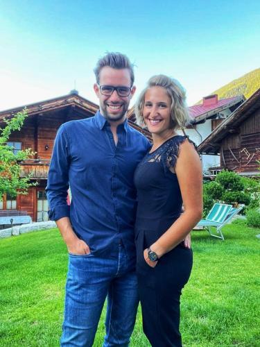 Silvia & Patrick