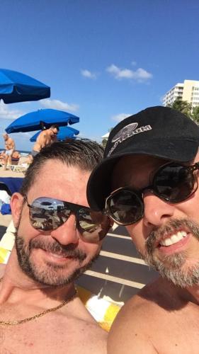 Alan Lemanski, Michael Rosenberg