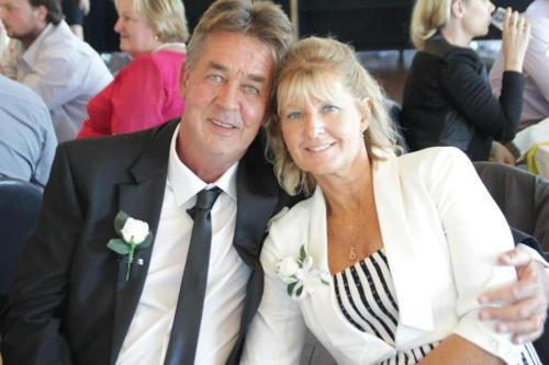 Carolyn & Tony
