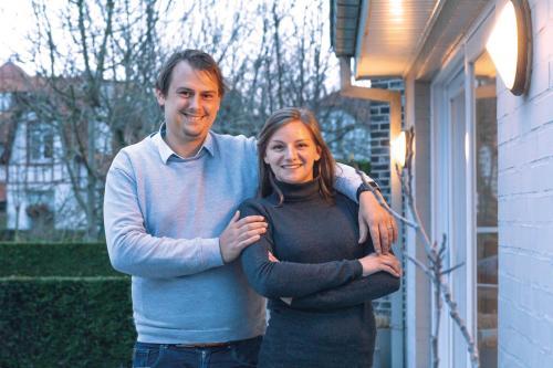 Lars en Joyce