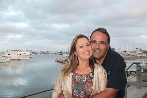 Marcelo e Luciana