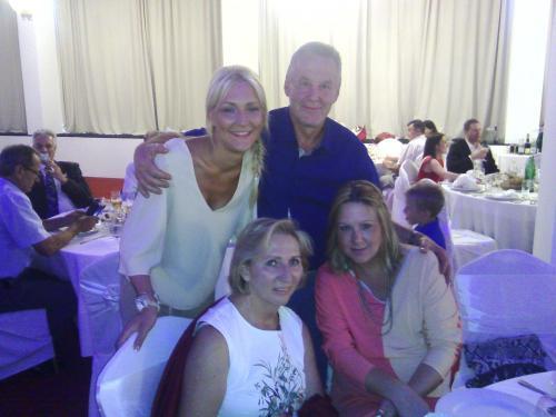 Nebojša, Slavica, Irena i Elena