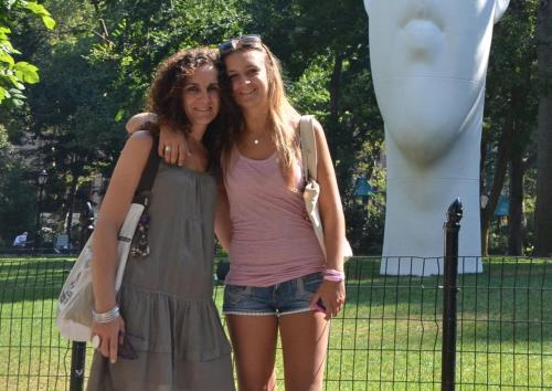 Monica e Beatrice