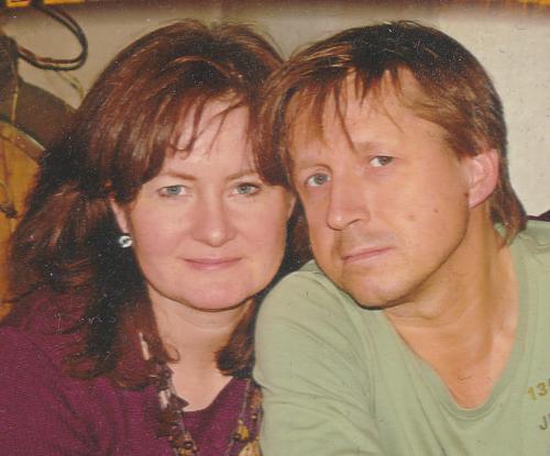Míla & Robert Davids