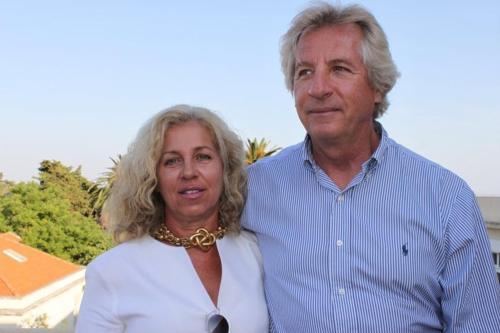 Clara Pinto Machado e Jorge Sotto-Mayor
