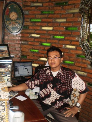 Agus Arianto ( manager)