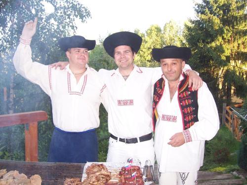 Michal Macko, Milan Macko, Milan Kotala