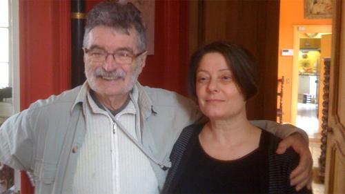 Chloé et Jean-François