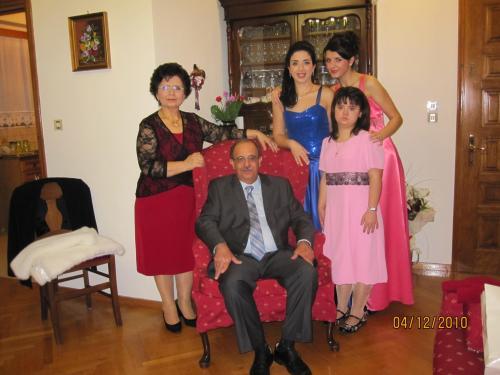 Skordos Family