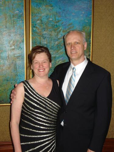 Brian & Mary