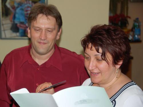 Csilla és Gyula