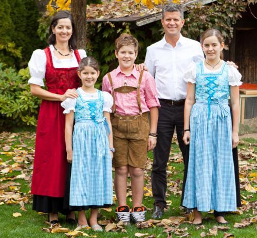 Familie Rederlechner