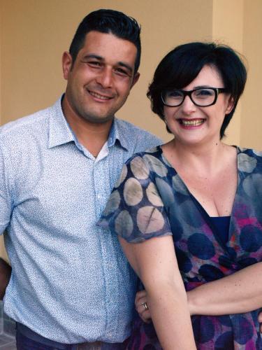 Giovanni e Manuela