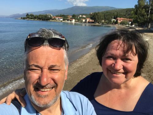 Carl en Karin Debruyne-Vancoillie