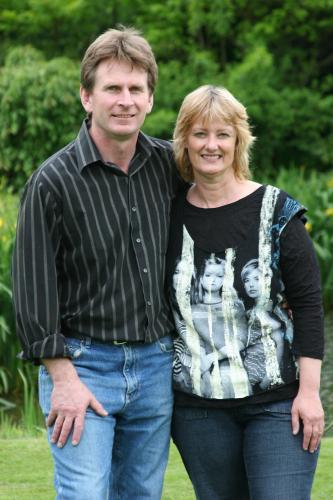 Mike & Anne
