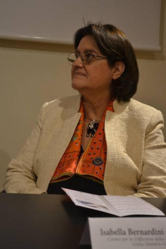 Isabelle Oztasciyan Bernardini d'Arnesano