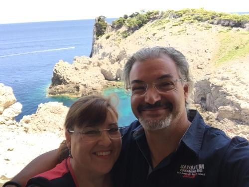 Andres y Barbara
