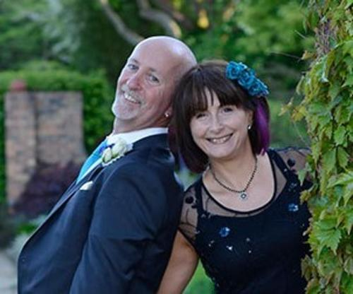 Helen and Greg Granland