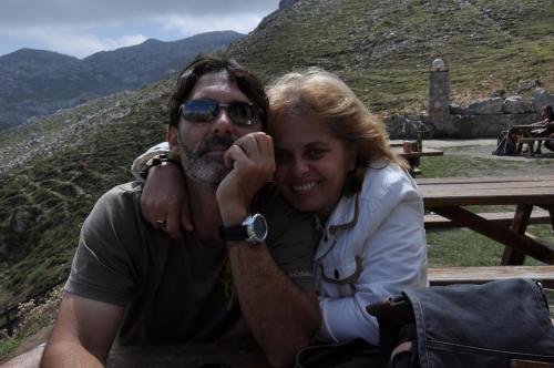 Jose Manuel y Cecilia