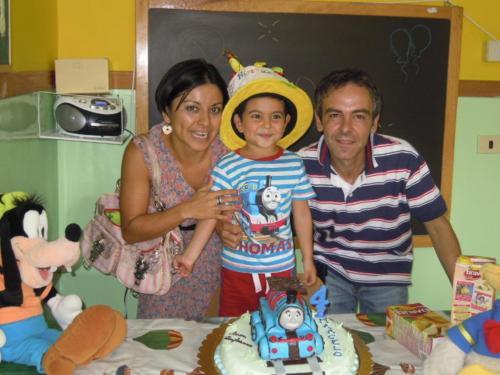 Lorana, Giuseppe & MArcelo