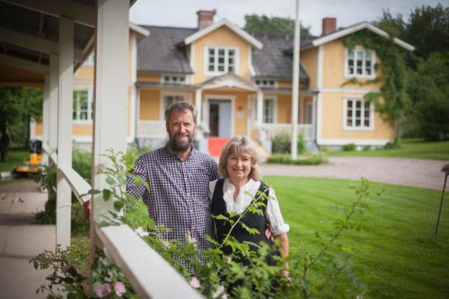 Klas och Margaretha Fredrikson