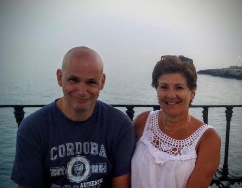Uw gastheer en gastvrouw Marc & Yvonne