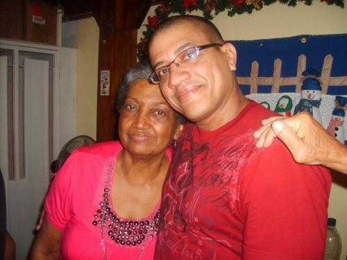 WIlliam & Mom