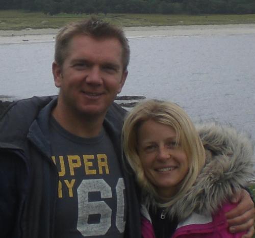 Craig & Antonia